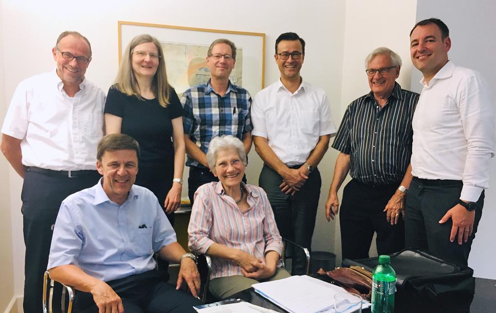 Anstehende Mutationen in der Regionalgruppe Basel
