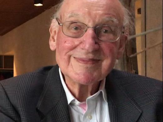 Nachruf auf Karl Schaumann (1921 –2020)
